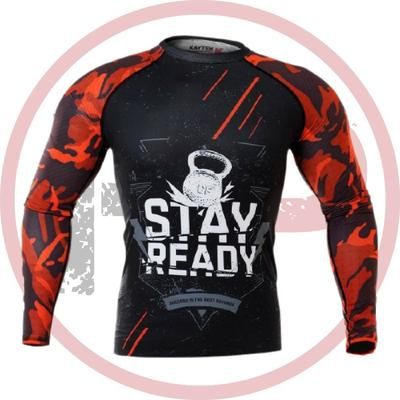 Рашгард Kayten Sport Stay Ready Красный